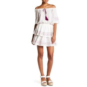 NWT Romeo & Juliet Couture embroidered dress, S